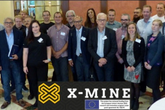 X-MINE_consortium_in_Thessaloniki_Greece